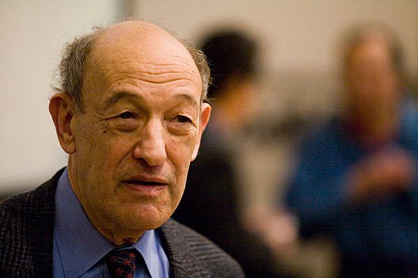 Professor  Ezra Vogel