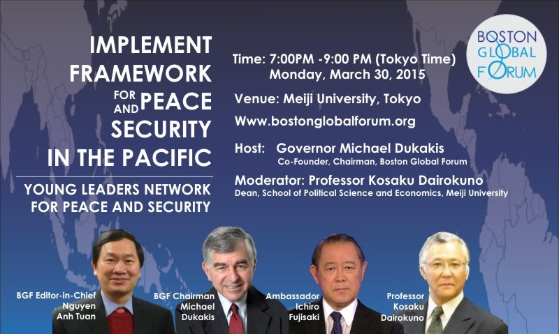 UPCOMING: YLNP Conference on implementing Framework for Peace and Security in the Pacific
