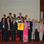 BGF young leaders make special remarks during the visit in Vietnam to further the U.S-Vietnam relations